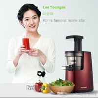 Wholesale New Hurom Slow Auger Juicer HU WN RPM Fruit Vegetable Citrus Juice Extractor Original HUROM Made in Korea A3