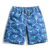Wholesale Hot Men s Board Shorts Surf Trunks Swimwear with Wax Comb Twin Micro Fiber Boardshorts Beach Short S to Plus Size High quality NZ35