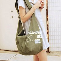 Wholesale New Fashion women bags casual travel shoulder bag Large Messenger canvas Bag For Woman pouch tote L4122