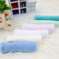 Wholesale 6pcs Towel Baby Wash Cloth Infant Baby Bathing Feeding Towel Handkerchief Towel Material Nursing High Quality HO677068
