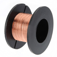 Wholesale IMC m MM Copper Soldering Solder Enamelled Reel Wire Roll order lt no track