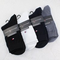 Wholesale Fashion Bamboo fiber Men s socks High quality Business Casual socks man grey black blue white Mix colors pairs