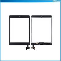 assembly brackets - 1PC For iPad mini Touch Screen Digitizer Assembly Touch Panel Home Button IC Flex Cable Camera Bracket Replacement for iPad mini1