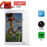 Wholesale CUBOT S350 G Quad Core cell phone MTK6582 GB GB Android inch Dual Sim Card MP Camera Smartphone