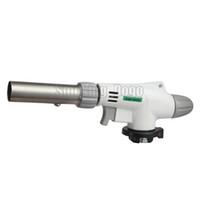 barrel length - Smoking Dogo New Arrival Dab Butane Torches Lighter Flame Gun Length cm Gun Barrel Diameter cm