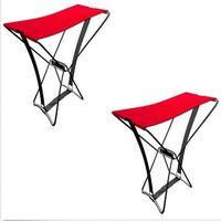 Wholesale 20pcs New Amazing pocket chair portable folding mini folding stool Fishing chair