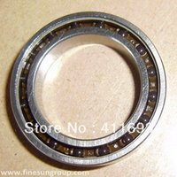 Wholesale S6806 RS mm ABEC Stainless ceramic Si3N4 ball bearing for bicycle BB30 bottom bracket