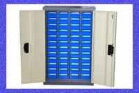 Wholesale Excellent German pumping parts cabinet with door locking tool cabinet cabinet electronic components parts finishing