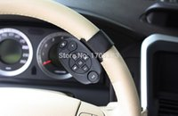 Wholesale RA Innovic Infrared Universal Car Steering Wheel Remote Control for DVD GPS TV and MP3 DHL Fedex