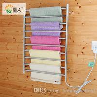 radiators - LiRen Brand New M10 mm W x mm H Electric heating towel rack stainless steel towel warmer heating radiator