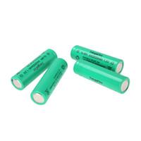 Wholesale 4pcs Hot sale mAH V AA Rechargeable NiMH Battery TangsFire Rechargeable Ni MH Battery for led Flashlight