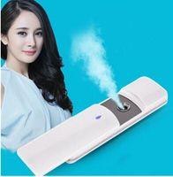 Wholesale Mini Nano Handy Mist Facial Steamer Sprayer Beauty Machine for Skin Care machine