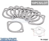 Wholesale Tansky OEM Universal quot Bolt High Temp Exhaust Gasket For Impreza WRX STi Legacy GT Forester TK CGQ62