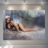 american beauty photos - 60 cm Sexy beauty posters Photo paper poster home decoration posters cafe garage Pub Bar Home Decor Art Retro wallpaper