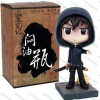 best selling novels - Hot Sale cm China s best selling novel Tomb Note character cute Kylin Zhang pvc action figure