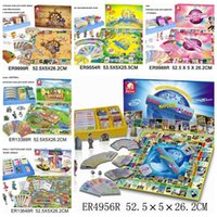 Wholesale Super Sale High Quality Russian Language Board Games Perfect Children Kids Birthday Gift Christmas Gift