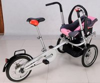 folding bikes - taga baby seat mother baby bike for baby under months at competitive price