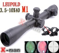 China (Mainland) airsoft gun rifle - 2014 NEW Leupold M13 x40 hunting scope rifle sight Differentiation in hunting gun accessories Tactical airsoft riflescope