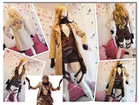 Anime Costumes alice resident evil cosplay - 2015 Top Fashion Adult Unisex Fantasia Infantil Fantasias Femininas Disfraces Resident Evil Extinction Alice Cosplay Costume New