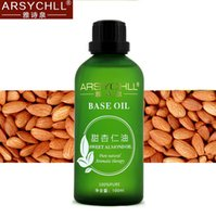 almond oil face - arsychll sweet almond oil stretch mark remover essential oils massage oil for hair demaquilante moisturizing face O16