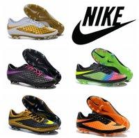 pvc boots - Nike Mens Hypervenom Phantom Premium FG Shoes Soccer Boots Cleats Laser Cheap Original Men shoes Soccer Football Shoes