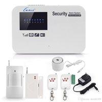 Wholesale Wireless GSM Autodial Security Burglar Intruder Alarm System House Office Hot