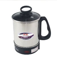 Wholesale 300W V L Stainless Steel Cup Electric Kettle Electric Pot Travel Mugs Travelling Cup Glass A3