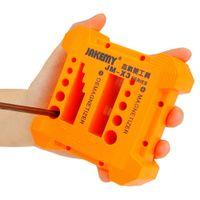 Wholesale Jakemy New Magnetizer Demagnetizer Box Accessories Magnetizing Metal Tools JM X3