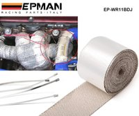 Wholesale Tansky EPMAN High Quality Heat intake Reflective insulation wrap tape induction Sliver in stock EP WR11BDJ