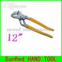 Wholesale BESTIR TAIWAN original quot high carbon steel water pump plier clamping cutter hand tool NO