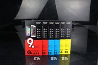 Wholesale Tempered Glass Screen protector Retail package Packaging Boxes bag For Samsung note S5 S6 edge for iphone s plus