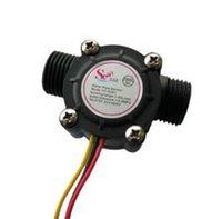 Wholesale New Unique Design Water flow sensor flowmeter Hall flow sensor Module Water control L min For Sale