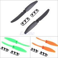 Wholesale 1 Pairs Airplanes Helicopters Blades Prop Propeller CW CCW For Multirotor