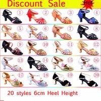 Wholesale Cheap Salsa Tango Latin Dance Shoes Women Ballroom Dance Shoes Women