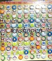 Wholesale New set Tsum Mickey Minnie Costume Boys Girls Toy Fashion Badges cm y10