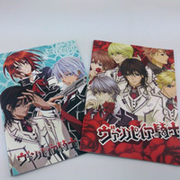 animations vampire knight - Vampire Knight Theme open full color animation neighboring stationery notebook diary notepad exercise book