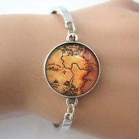 Cheap Glass cabochon bracelets Best perfume locket bracelets