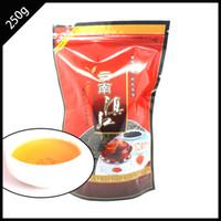 Wholesale 250g Chinese Organic Tea dianhong yunnan black tea top quality farmers direct marketing DH002