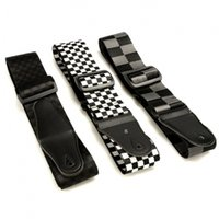 best guitar strap - Best selling New High quality Assorted Color Guitar Strap Belt for Acoustic Electric Guitar Bass Durable black