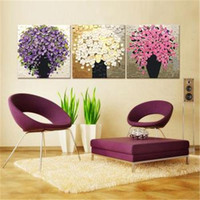 oil paint by numbers - Frameless Diy digital oil painting by numbers flower splendid x50x3 painting by numbers unique gift for child home decor