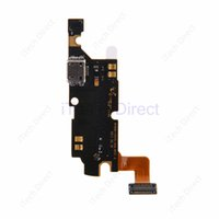 Wholesale 1pcs New Charging Port Dock USB Connector Flex Cable Replacement Parts For Samsung Galaxy Note N7000 i9220