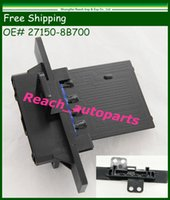 accessories for xterra - B700 New Bower Motor Resistor For Nissan Frontier Xterra order lt no track
