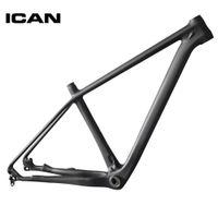 Road Bikes mtb - 29ER carbon frame mtb mountain bike x12 x9 UD matt mtb carbon frame er BB92 bottom bracket bicycle frame X6