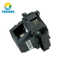 Wholesale Compatible Projector lamp bulb ELPLP61 V13H010L61 with housing for EB W EB EB EB W EB W EB D6150 EB D430 EB D435W etc