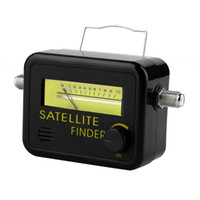 Wholesale New Arrival SF Digital Satellite Signal Tester Level Meter Finder With LCD Display