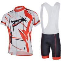 bicycle apparel women - 2014 cheji cycling suit men team bicycle apparel and cycling bib shorts good quality hot sale