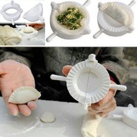 Wholesale Hot New Kitchen Dumpling Tools Dumpling Jiaozi Maker Device Easy DIY Dumpling Mold
