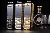 Wholesale 2015 Russian Spanish Polish Greek Arabic Turkish SIM cards metal body mAh power bank torch luxury mobile phone V8 P226