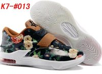 red wing shoes - Cheap Kevin Durant KD VII EXT Floral QS Edition Fragment Aunt Pearl Wings Basketball shoes Kevin Durant KD Sports Shoe KD7 Athletics