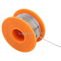 Wholesale Tin Lead Solder Core Flux Soldering Welding Solder Wire Spool Reel mm PTSP